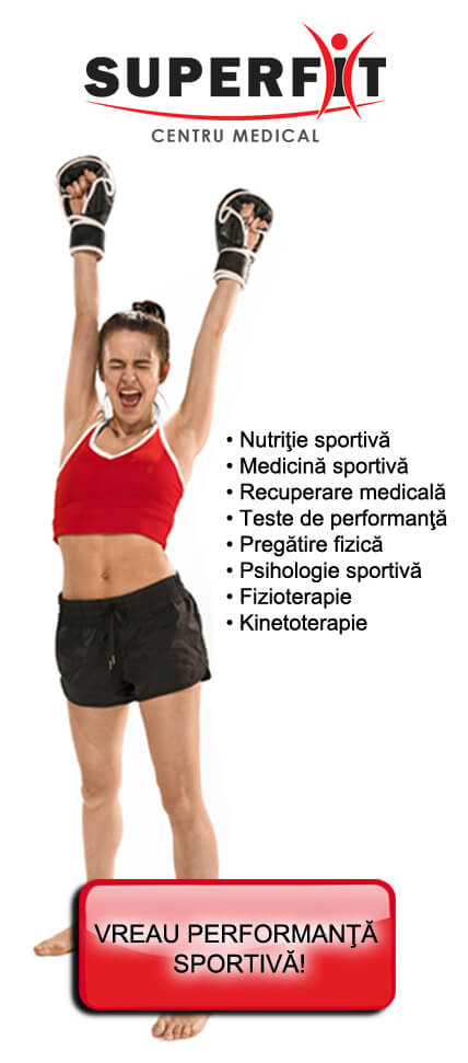 Performanta Sportiva la Superfit