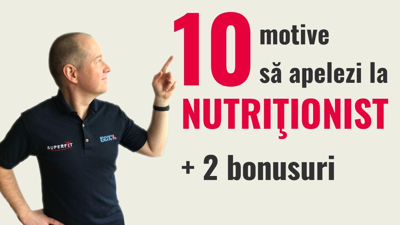 nutritionist online pentru slabire