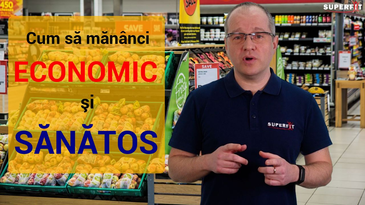 Cum sa mananci mai economic si mai sanatos