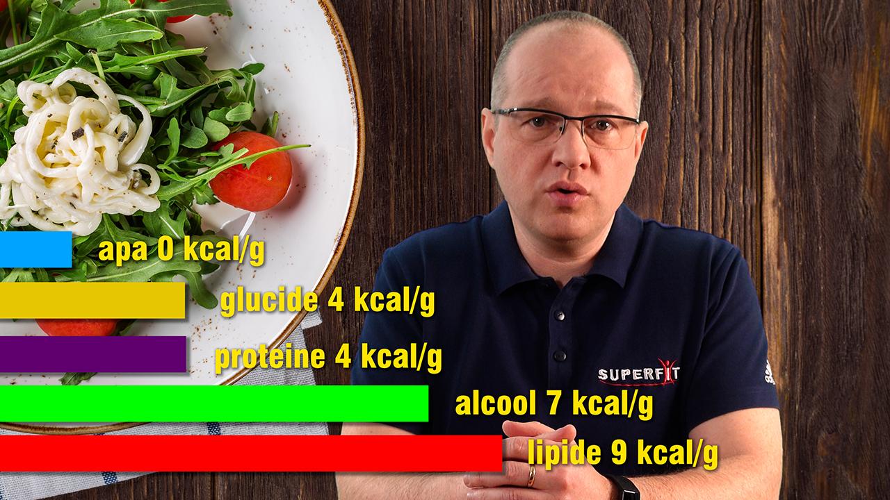 Cum slăbeşti cu ajutorul densităţii energetice a alimentelor