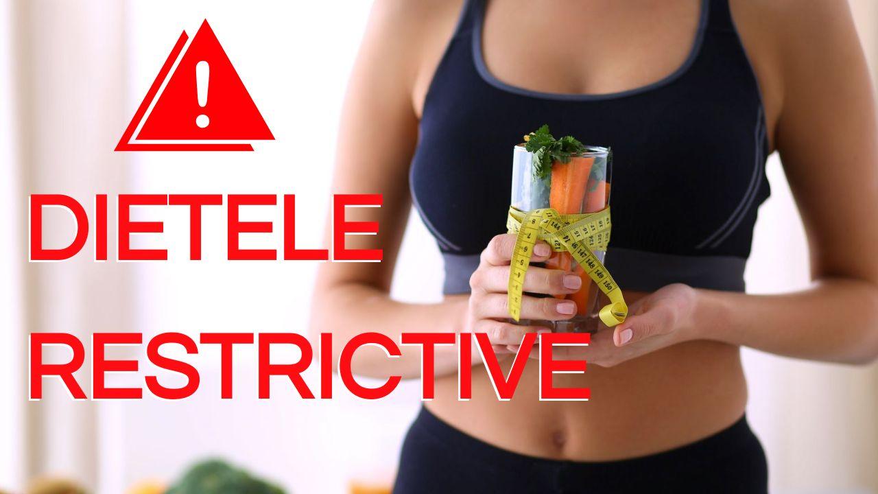 Dietele restrictive – ajuta sau strica?