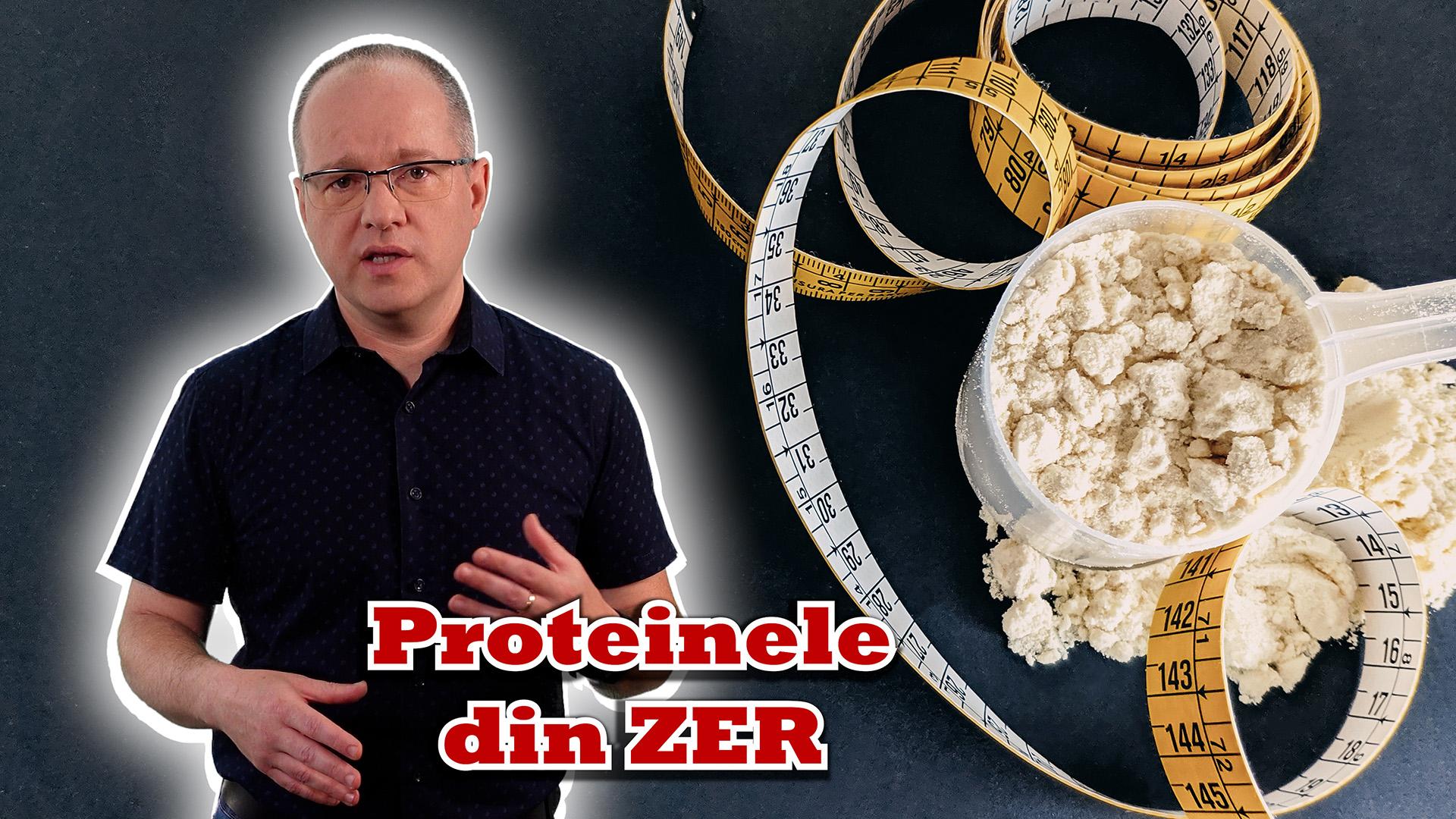 Sunt proteinele din zer cele mai bune?