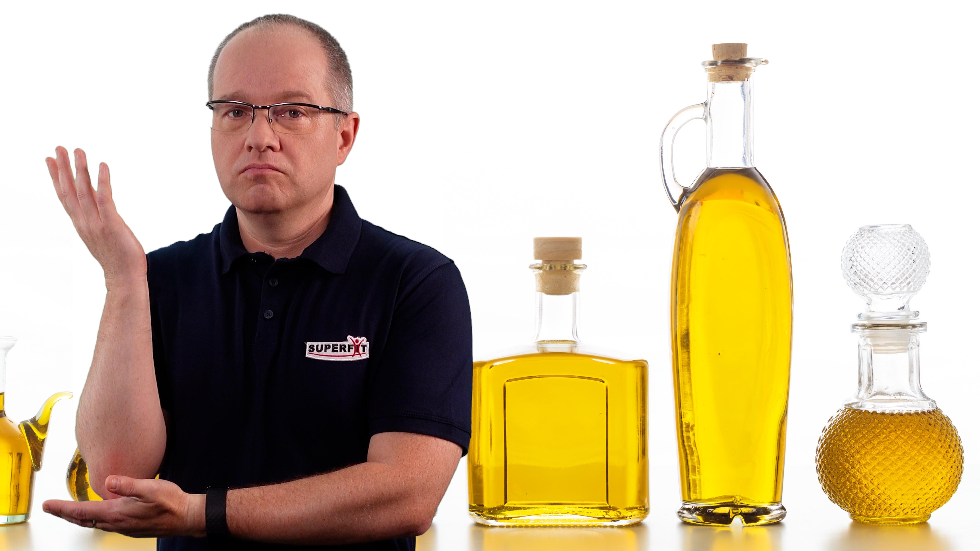 Care uleiuri alimentare sunt mai sanatoase?