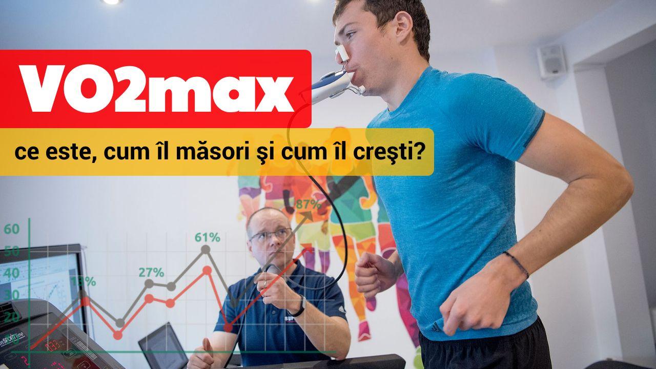 VO2max – ce este, cum îl măsori şi cum îl creşti?